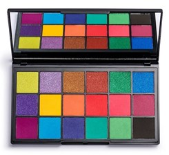 Makeup Revolution X Tammi Tropical Carnival Palette Paleta 18 Cieni do Powiek