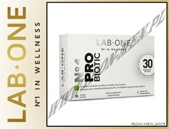 Lab One N°1 Probiotic Probiotic Suplement Diety 30 Kaps.