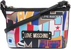 TORBA Love Moschino GRAPHIC ALPHABET