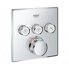 Grohe Grohtherm SmartControl chrom 29126000