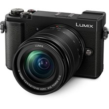 Panasonic Lumix DC-GX9 czarny + 12-60mm