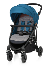 Baby Design Smart 05 turquoise spacerowy