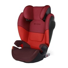 Cybex Solution M-Fix Sl Rumba Red 15-36Kg
