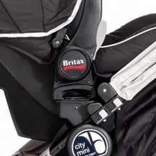 Baby Jogger Adapter Do Wózka City Mini Linia Britax B-Safe