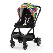Kiddy Evostar Light Street Jungle Spacerowy