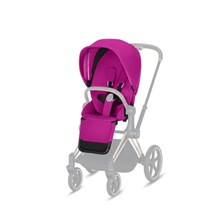 Cybex Priam Fancy Pink Spacerowy