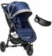 Baby Jogger City Mini GT Cobalt Gray Spacerowy