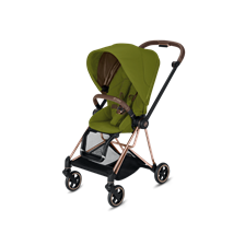 Cybex Mios Khaki Green Spacerowy