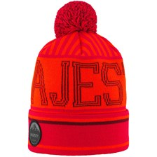 Czapka zimowa Sibi Beanie Majesty (red/orange/burgundy)