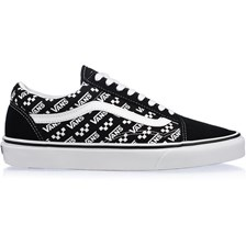 Buty Logo Repeat Old Skool Vans (black/white)