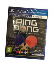 Ping Pong Sport VR (gra PS4)