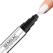 Semilac S110 One Step Hybrid The White 3ml