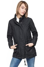 LEE SUMMER PARKA BLACK L56NWJ01