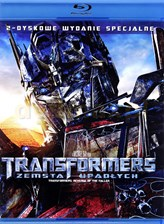 Transformers: zemsta upadłych (Transformers: Revenge of the Fallen) (Blu-ray)