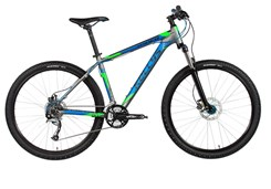 Rower Kellys Mtb Hardtail Spider 30 Grey Blue 2017