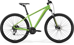 "Merida Big.Nine 40-D lite green (black) 29"" 2019"