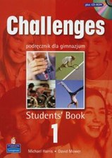 Challenges 1 Students Book with CD