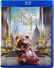 The King and I (Król i ja) [Blu-Ray]+[DVD]