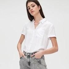 biale koszule damskie 38