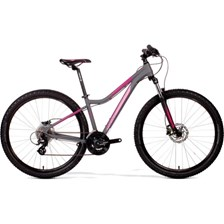 "Merida Juliet 7.15-D matt grey (pink) 27,5"" 2019"