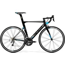 Merida Reacto 300 met black (silver blue) 2019