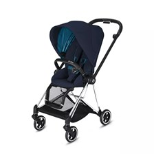 Cybex Mios 2.0 Nautical Blue spacerowy