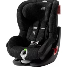 Britax & Romer King II Ls Black Series Crystal Black 9-18Kg