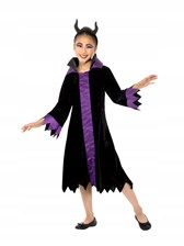 8680082b4982f5 Strój Zła Królowa Evil Queen Halloween 120cm