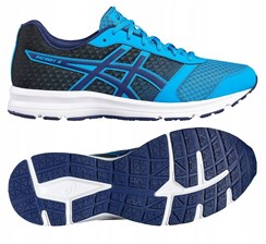 Asics Patriot 8 Blue T619N4549