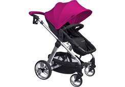 Zuma Kids Solution Fuchsia Głęboko spacerowy
