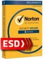Symantec Norton Security Deluxe 3.0 5U 1Rok ESD (21357164)