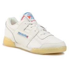 Sneakersy Reebok - Workout Lo Plus DV7360 White/Chalk/None