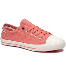 Trampki PEPE JEANS - Gery Angy PLS30830 Coral 179