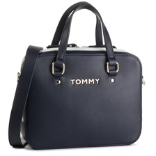 Torebka TOMMY HILFIGER - Th Corporate Mini Trunk AW0AW06820 413