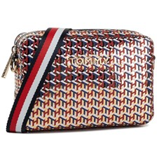 Torebka TOMMY HILFIGER - Iconic Tommy Crossover Mono AW0AW07593 0HI