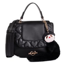 Torebka LOVE MOSCHINO - JC4083PP18LO0000 Nero