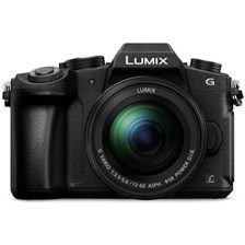 Panasonic Lumix DMC-G80 Czarny + 12-60mm