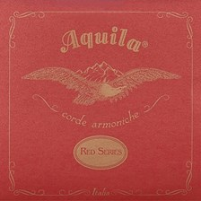 Aquila Red Series struny do ukulele GCEA Banjo, high-G