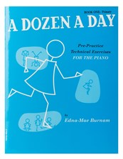 A Dozen A Day: Bk. 1: Primary