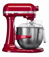 KITCHENAID HEAVY DUTY 5KSM7591XEER CZERWONY