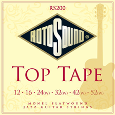 Rotosound RS-200Top Tape Flatwound