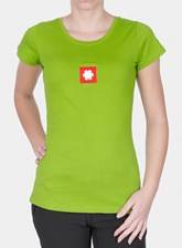 Logo Tee - pond green