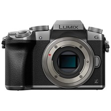 Panasonic Lumix DMC-G7 Srebrny Body