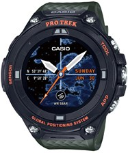 Casio Pro Trek Smart WSD-F20A-GN