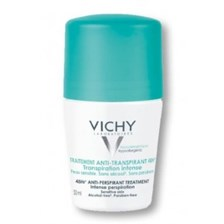 Vichy Dezodorant Antyperspirant do skóry normalnej 48h roll on 50ml
