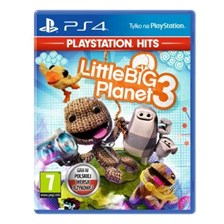 Little Big Planet 3 (Gra PS4)