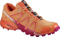 Salomon Speedcross 4 Bird Of Paradise Nasturtium Pink Yarrow D8630