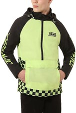 kurtka Vans BMX Off Wall Anorak - Sharp Green/Black M