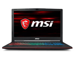 "MSI GP63 15,6""/i7/8GB/1TB/NoOS (GP638RE403XPL)"
