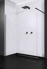 Radaway Modo New Ii Black Walk-In 90  389094-54-01